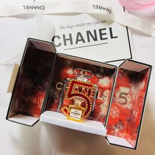 CHANEL限量迷你版NO.5香水