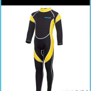 BN 2.5mm Full thermal suit swim wearsuit