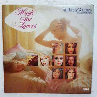 Music For Lovers Vinyl Record