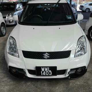 Suzuki Swift thn 2012