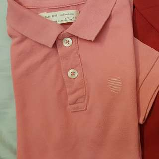 Zara Polo T-shirt