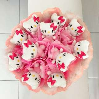 Preloved Hello Kitty Bouquet
