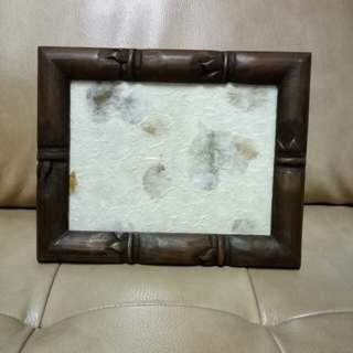 Photo Frame (Wooden)