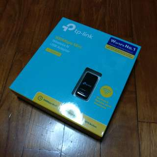 TP-Link Mini Wireless USB Adapter