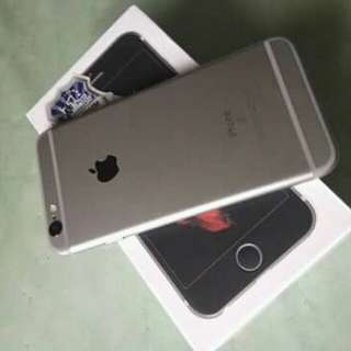 Iphone original 6s.16gb warna grey