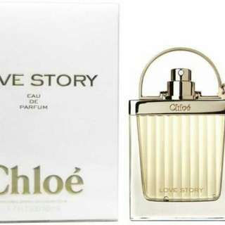 Chloe authentic perfume (US tester)