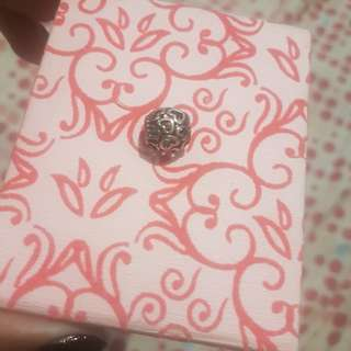 Authentic Pandora charm. Hearts
