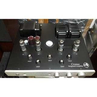 Rogue Audio Cronus integrated amplifier 跟搖控... 膽合併
