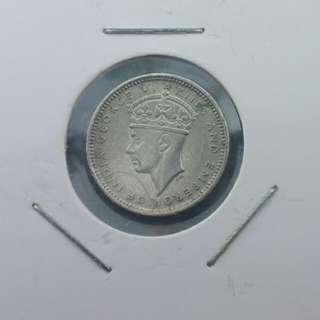 錢幣系列HK1938年五仙上品【市價$98】