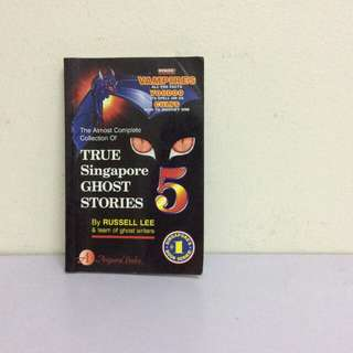 Singapore ghost stories