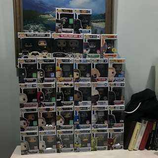 PLEASE READ DESCRIPTION FIRST!!! Funko Pop! Collection for sale