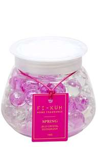 Jelly crystal deodorizer from precious thoughts