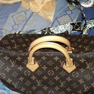 Repriced! RUSH SALE! LV Speedy Bandouliere 35