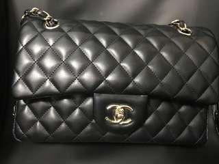 Chanel Bag 2.55 size
