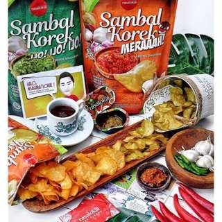 Keripik Rasalokal Varian Surabaya