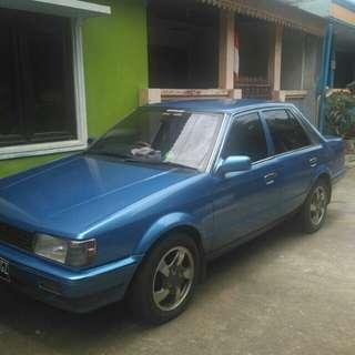 Mazda 323 elite th 86,87 bulan 12 panjang
