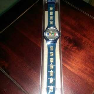 🚚 Swatch 2000年奧運紀念 表