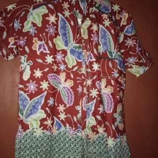 Special Birthday on July~Preloved Batik Anak Trusmi Cirebon
