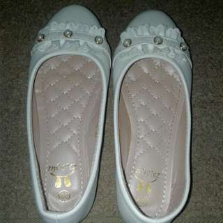 White Shoes Size 30