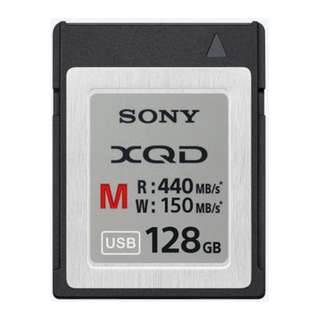 Sony 128GB XQD Memory Card M Series