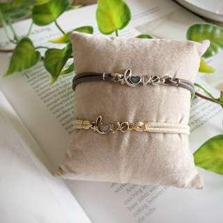 2PCS SET Hand Made - Bracelet/hair band 手繩/頭飾兩用