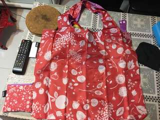 Preloved Loqi Foldable Tote Bag
