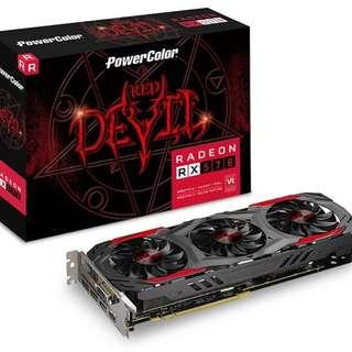 Powercolor RX 570 Red Devil