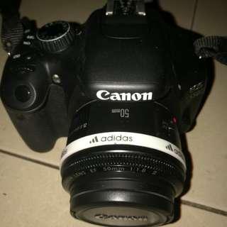 canon 550d fullset