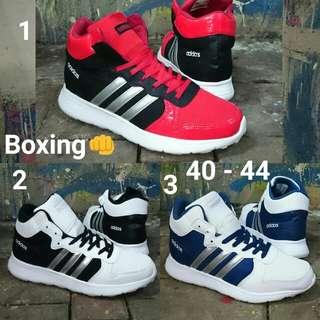 Sepatu adidas booxing