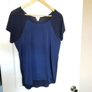 J Crew T-Shirt Blouse