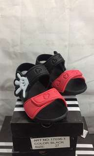 Sandal mickey mouse