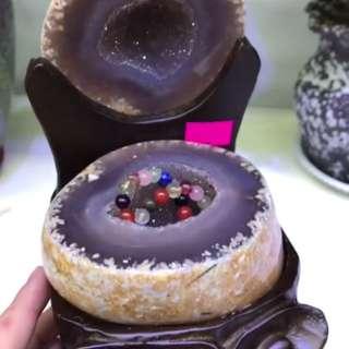 瑪瑙聚寶盆