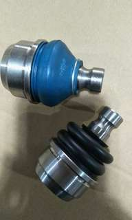 Roll centre adjustable (RCA) for most models