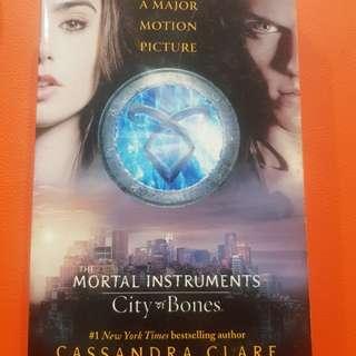 The mortal instruments book 1: city of bones