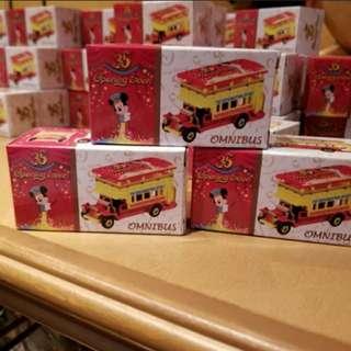 東京迪士尼 限量版 35週年 米奇老鼠