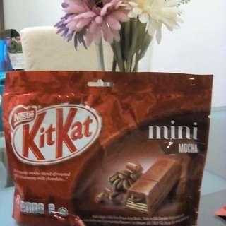 Kitkat Mini (Mocca/Caramel/Cookies&Creme/Greentea)