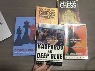 🚚 Chess Books Textbooks