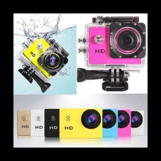 Watersports Hd Action Camera