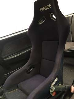 Seat bride full bucket ori japan