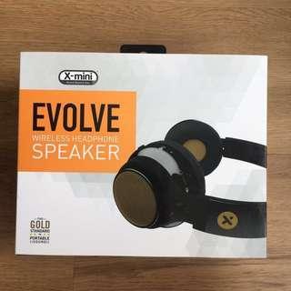 X-mini Evolve Wireless Headphone Speaker