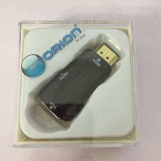 HDMI to VGA output converter