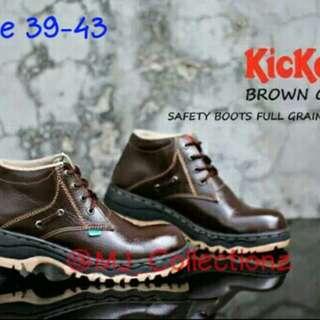 Safety shoes pria premium