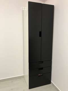 IKEA STUVA 2 Door Wardrobe and Storage