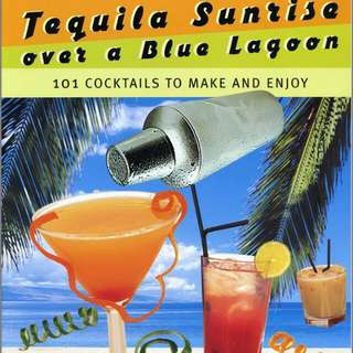 Tequila Sunrise over a Blue Lagoon: 101 Cocktails to Make and Enjoy