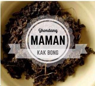 Homemade Rendang Maman