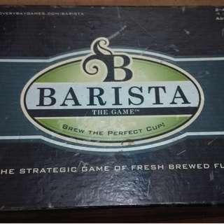 Barista Game RARE