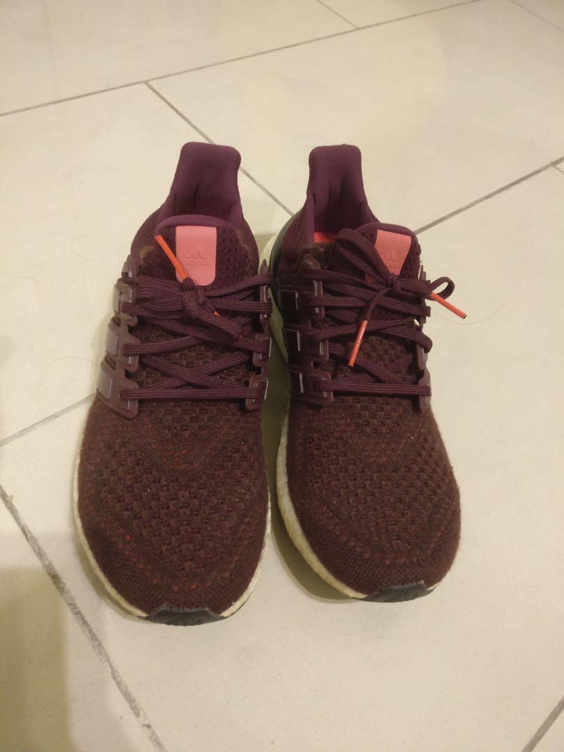 143f0c330f82f Adidas Ultra Boost 1.0 Burgundy