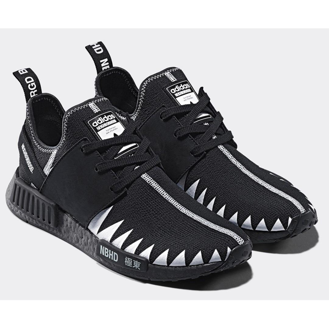 59c202c42 Adidas x Neighbourhood NMD - Black - UK11 (DA8835)