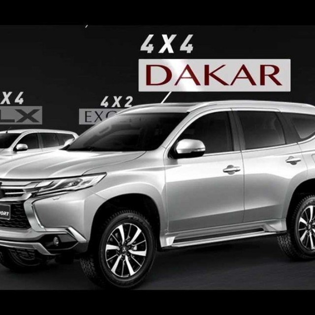 All New Pajero Sport: ALL NEW PAJERO SPORT DAKAR 4X4, Cars, Cars For Sale On