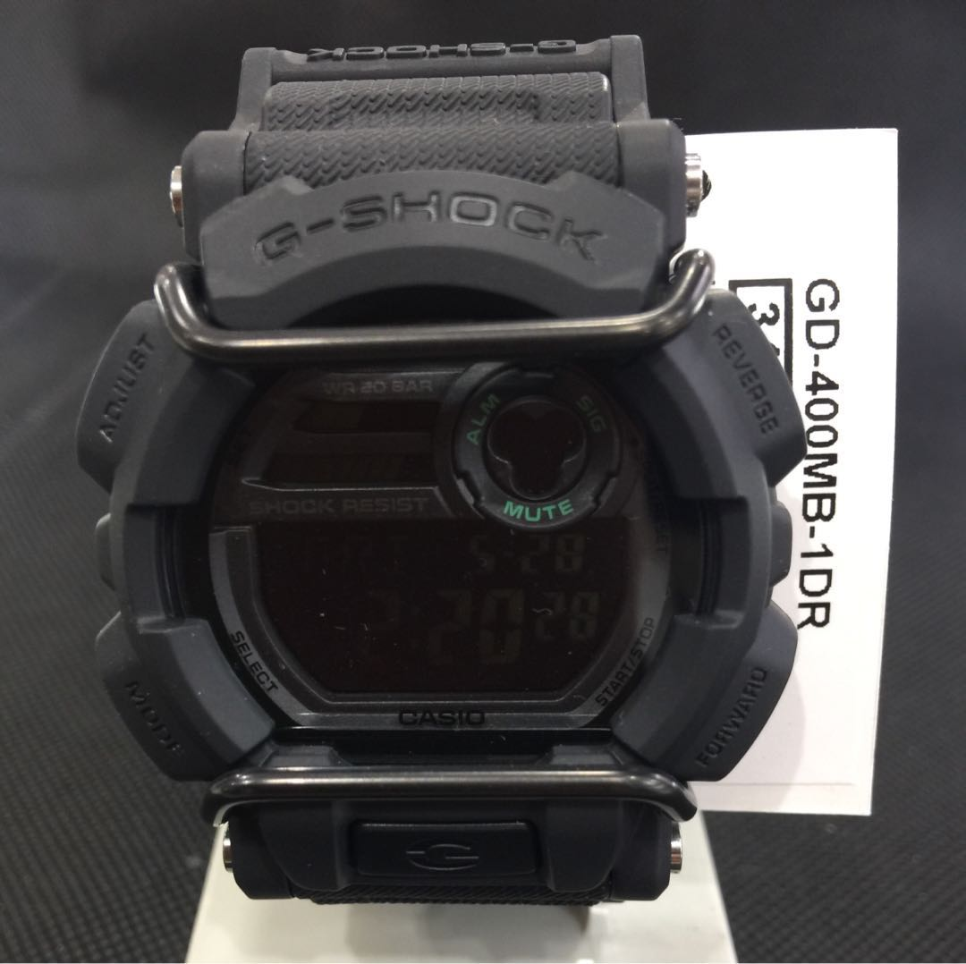 Authentic Casio G Shock Everything Else Others On Carousell Gd 400mb 1dr Share This Listing
